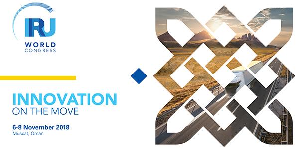 IRU World Congress, 19-21 October 2020, Berlin - The new