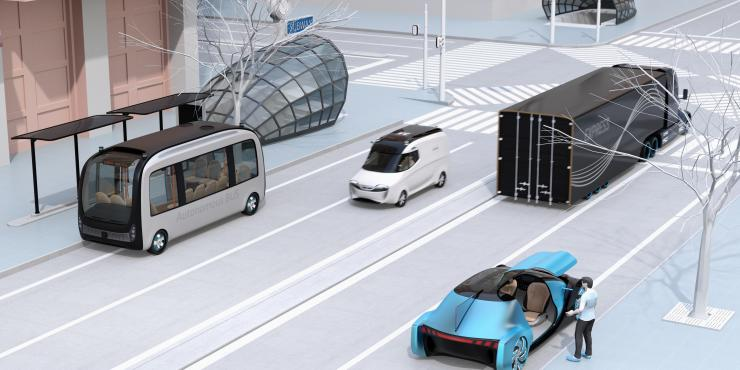 Trucks and buses: Everything you wanted to know about the future