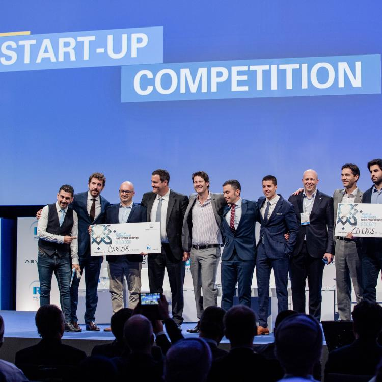 IRU World Congress 2020 Start-up Competition winners