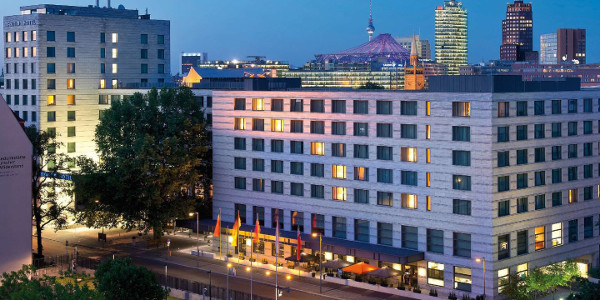 Maritim Hotel Berlin IRU World Congress 2020